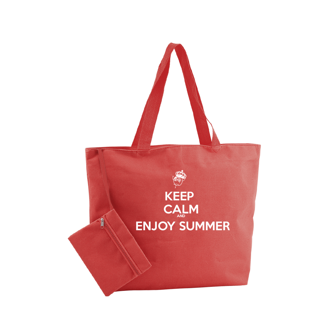 Bolso Playa Keep Calm