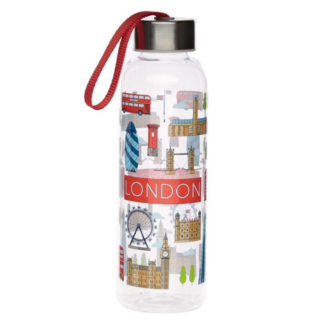 Botella de Agua Londres 500ml