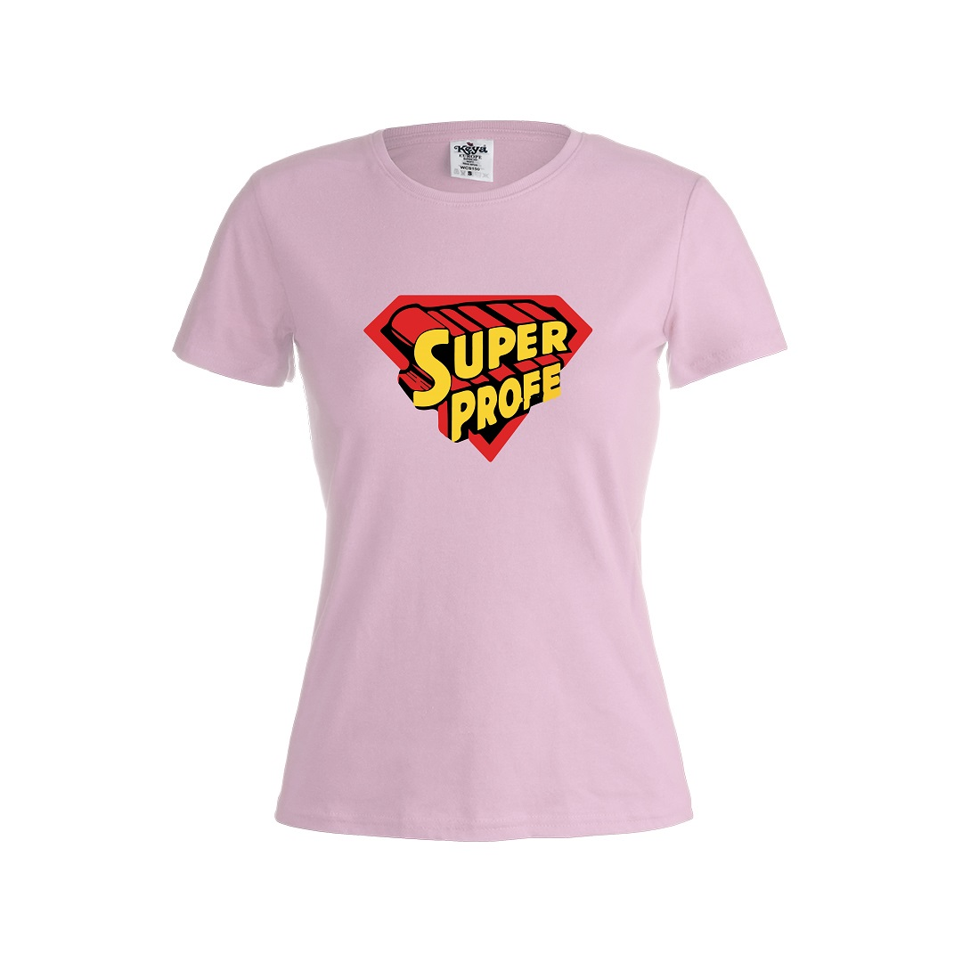 Camiseta verano super profe