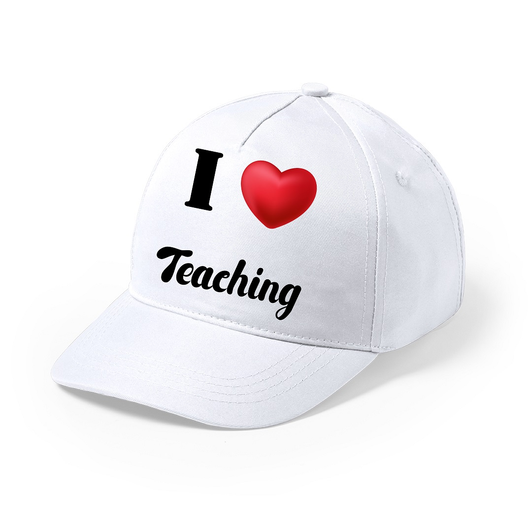 Gorra I love Teaching