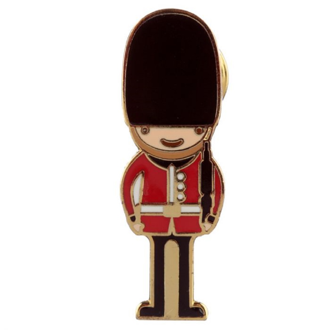 Pin Guardia Real Británica
