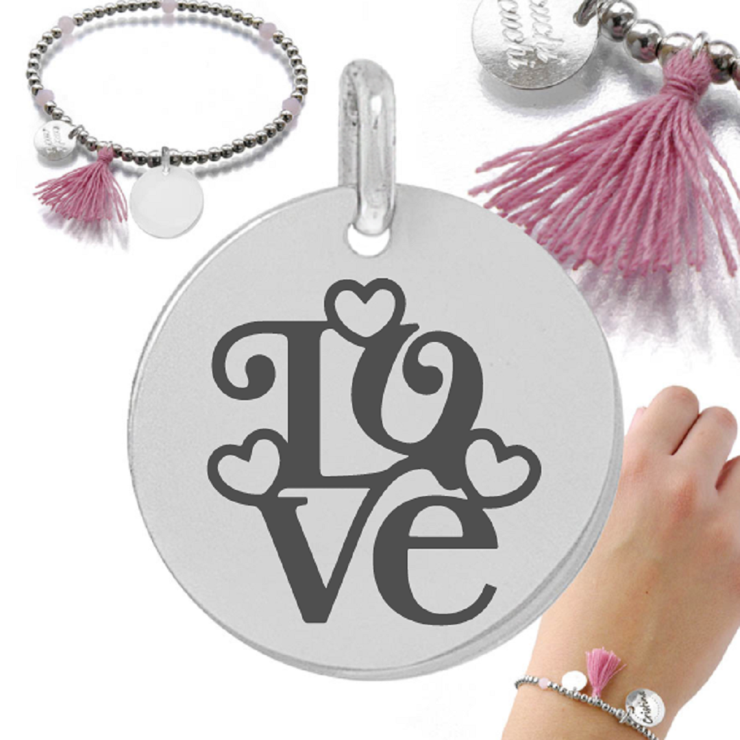 Pulsera Little Passion Love